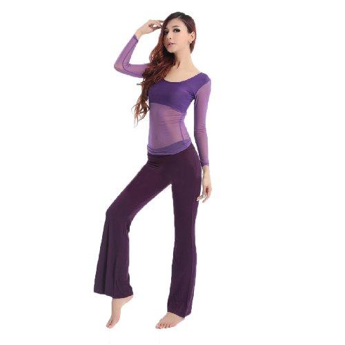 VENI MASEE Bauchtanz kostüme Perspective Longsleeve Komfortable Tanzkostüme Set, Preis/Set, Preis/Set - ()