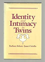 Identity and Intimacy in Twins by Barbara Klein (1984-01-01)