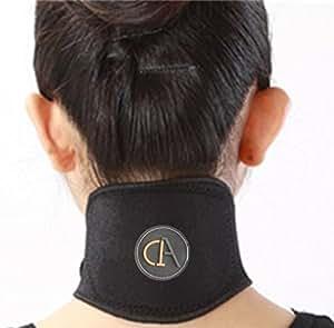 A1A Minerve de guérison naturels pour homme et femme–Douleurs Chroniques du cou–cou crampes–Soulagement de maux de tête–Support de cou–Collier cervical