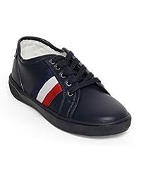 BRUNO Unisex Kid's Sneakers-11 UK EU (0026-Navy_29)