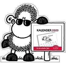 Sheepworld Stanzkalender 2009