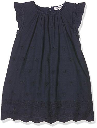 3 pommes Baby-Mädchen Kleid Preppy Ceremonie, Blau (Navy Blue 49), 2-3 Jahre Preisvergleich