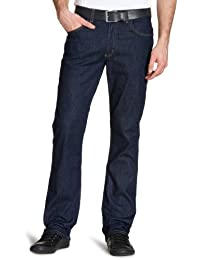 Lee Brooklyn Straight One Wash, Vaqueros para Hombre