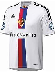 adidas Herren Fc Basel Trikot Away 2013/2014 Internationale Ligen