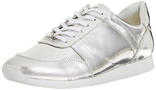 Vagabond Damen Kasai Sneaker, Silber (Silver), 37 EU