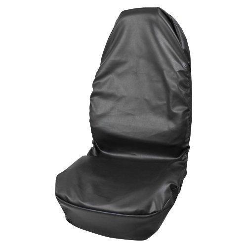 Werkstattschoner Vordersitz-Schonbezug Größe: K (1-tlg. mit Kopfstütze) schwarz