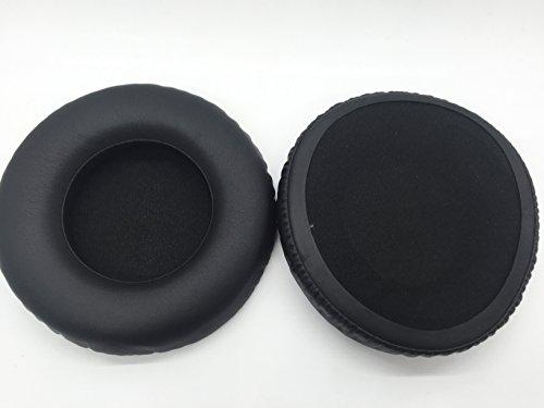 110mm 10,2cm Ersatz dicker Rundes Kissen weiche Ohrenschützer Kissen Ohrpolster Tasse Kissenbezug für AKG K550K551K240K 550K 551K 240Kopfhörer (Weiche Tasse)