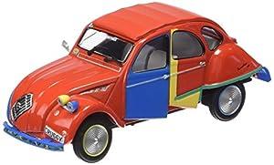 Promocar - G1719022 - Vehículo Ready - Modelo para la Escala - Citroën 2 CV - cubista Picasso - Escala 1/43