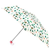 totes Supermini Tropical Print Umbrella