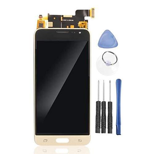 Mihify LCD Ersatz Display Touchscreen Digitizer Assembly für Samsung J320 Screen Digitizer mit Reparaturwerkzeugen LCD Glas Screen Assembly Tool für Samsung J320 -