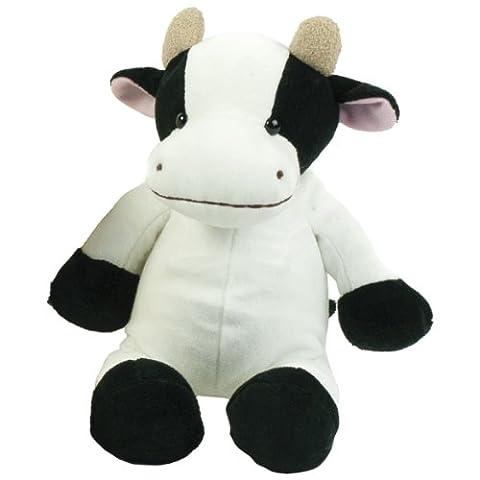 Mumbles - Peluche Animal (chien, vache, éléphant) (M) (Daisy la Vache)
