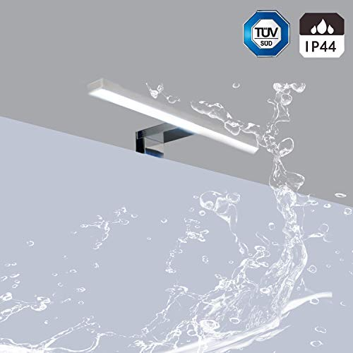 Aplique Espejo Baño LED Impermeable IP44 Kambo