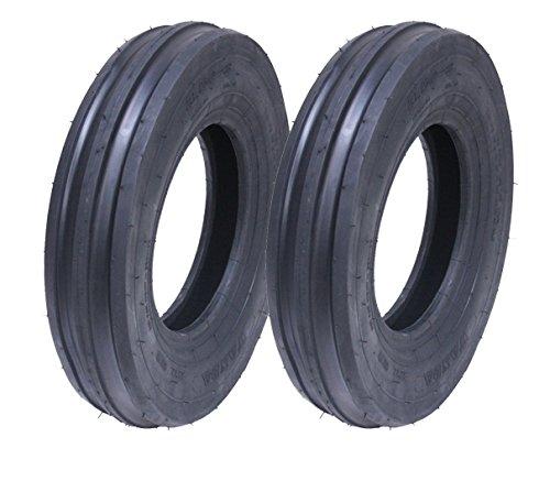 2-3.50 - 8 Haybob Tornillo Elevador 350x8 - Wanda 3.50-8 neumáticos Heavy Duty