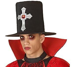 Atosa 38953 Sombrero Halloween Unisex - Adulto Negro