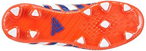 adidas Performance Predator Absolado Instinct FG J Jungen Fußballschuhe Mehrfarbig (Solar Red/FTWR White/Night Flash S15)