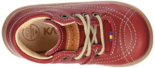 Kavat  Edsbro EP, Chaussures Bébé marche mixte bébé Rouge - Rot (Red 999)