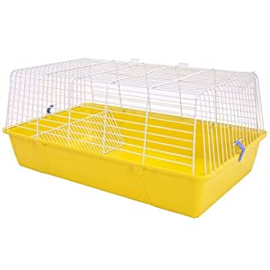 Liberta Happy Hutch - Small Rabbit Cage - Lightweight, Mid-Size by Worldstores