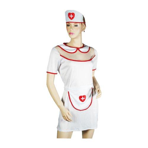 (Günstige Krankenschwester Kostüme Für Erwachsene)