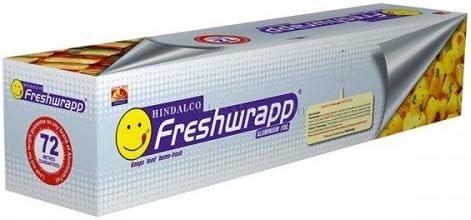HINDALCO Freshwrapp 72 mtrs Foil Pack- Set of 1 (FRESHWR72001)