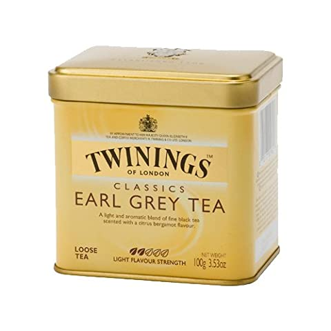 Twinings of London Classics Earl Grey Tea (Top Loser Tee)
