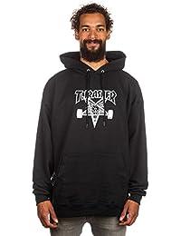 Thrasher Skategoat - Sudadera con capucha - Negro