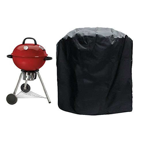 Barbacoa Funda Robusta Protectora Para BBQ Cover 27in BBQ Cubierta Impermeable para Weber Gas Parrilla...