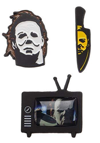 Bioworld Merchandising / Independent Sales Halloween Lapel Pin Set Standard