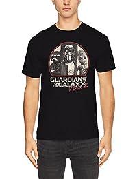 Marvel Group - T-shirt - Imprimé - Col rond - Manches courtes - Homme