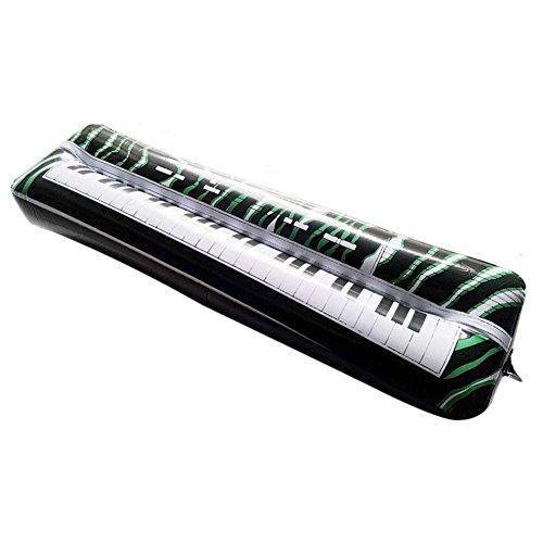 Instrumentos inflables Micrófono de Aire para niños Instrumentos/saxofón/Tambor/Teclado/Radio Juguete Parte Hinchable para Suministros de Fiesta Favores de Fiesta Globos Color Aleatorio