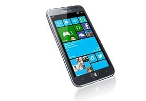 Samsung GT-I8750ALADBT ATIV S Smartphone, Display Super AMOLED da 12.2 cm (4.8 Pollici), Fotocamera 8 Megapixel, Full HD, Win 8, Colore Alluminio/Argento [Germania]