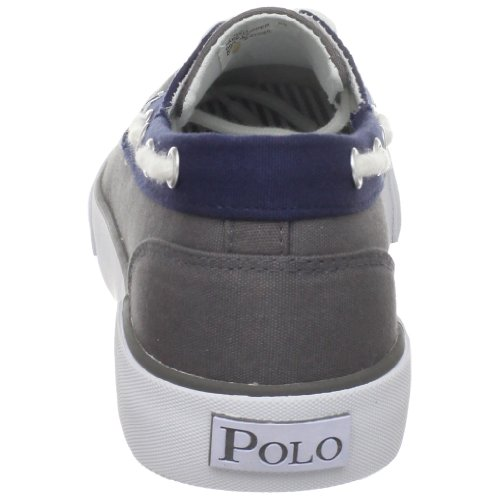 Polo Ralph Lauren Lander Fashion Sneaker Grey/Navy/White