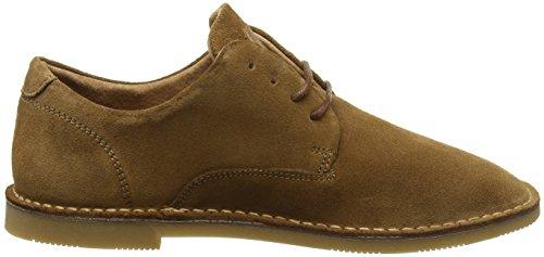 Hush Puppies Grant Desert Slim - Chaussures Derby - Homme Beige - Beige (marron clair)