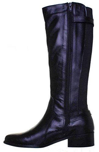 ne, Damen Stiefel & Stiefeletten, Schwarz - schwarz - Größe: 40 ()