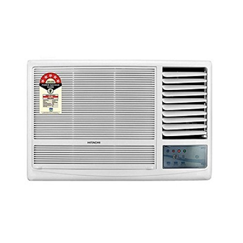Hitachi 1.5 Ton 5 Star Standard Window Air Conditioner Raw518kud/dz1