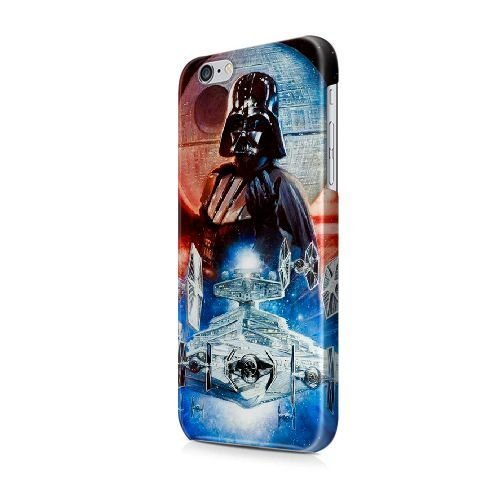 iPhone 6/6S (4.7 pouces) coque, Bretfly Nelson® Stilinski 24 série Plastique Snap-On coque Peau Cover pour iPhone 6/6S (4.7 pouces) KOOHOFD908398 STAR WARS DARTH VADER - 028