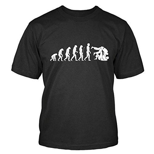 Judo Evolution T-Shirt Size M