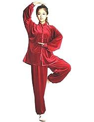 Qi Gong-Taichi DELUXE Velours de coton