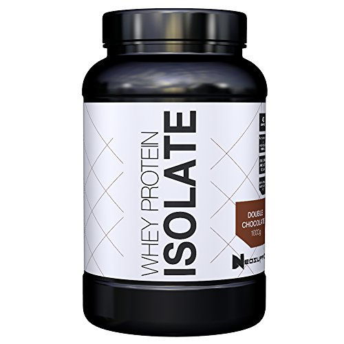 Premium Whey Protein für Muskelaufbau & Abnehmen in leckeren Geschmäckern | Low Carb Eiweiß-Shake, Eiweiß-Pulver mit Aminosäuren (BCAA) | NeoSupps Protein Pulver – Schokolade / Schoko 1kg