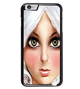 PRINTSWAG BEAUTIFUL GIRL Designer Back Cover Case for APPLE IPHONE 6
