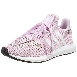 41c5uKB3TDL. SS300  - adidas Women's Swift Run Low-Top Sneakers