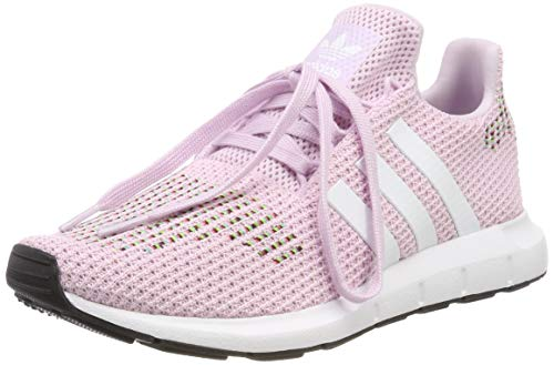 adidas Swift Run, Damen Niedrig, Rosa (pink / weiß), 38 2/3 EU (5.5 UK)