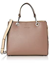 Kesslord Sorenza - Shopper para mujer, color beige (taupe), talla única