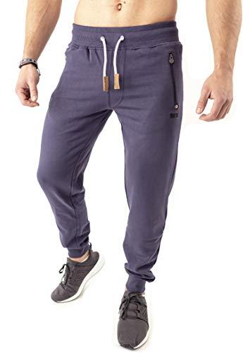 Mount Swiss Herren MS Hose, Finn, Gray.Stone, Gr. 5XL / Lange Hose/Jogginghose/Sweatpants Gray-mount