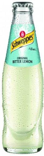 Schweppes Deutschland GmbH Schweppes Bitter Lemon 0,2 Liter