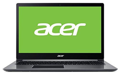 Acer Swift 3 - Ordenador portátil de 15.6' FullHD(AMD Ryzen 7 2700U, 8GB de RAM, 256GB SSD, Radeon RX Vega 10 Graphics, Windows 10 Home) Plata - Teclado QWERY Español