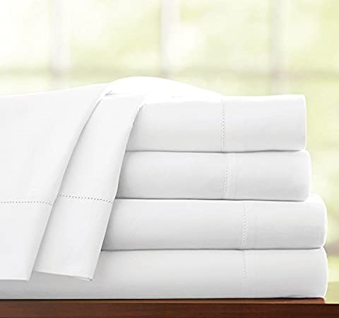 100% EGYPTIAN COTTON 3PC 500 THREAD COUNT HOTEL QUALITY DUVET COVER BEDDING BED SET WITH PILLOWCASES (Single,