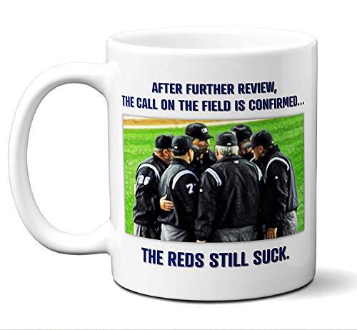 Cincinnati Reds Suck Mug.