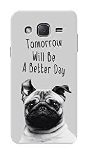 HACHI Premium Printed Cool Case Mobile Cover for Samsung Galaxy J2