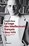 La saga des intellectuels français (Tome 2) - L'avenir en miettes (1968-1989) (La Suite des temps) - Format Kindle - 9782072789687 - 20,99 €