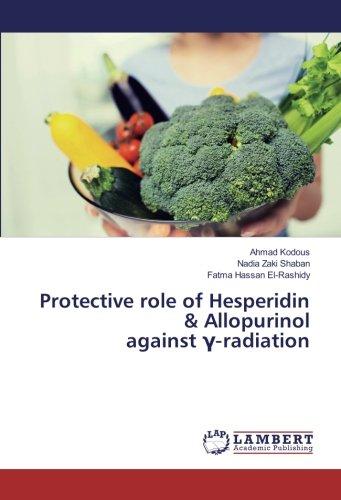 Protective role of Hesperidin & Allopurinol against γ‑radiation